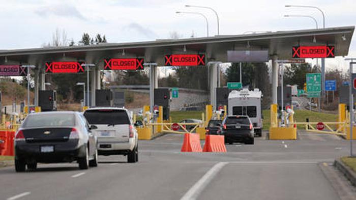 أغلب الكنديين يرفضون إعادة فتح الحدود مع الولايات المتحدة