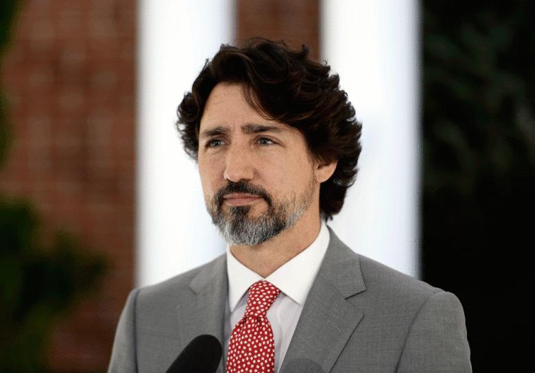 ترودو يكشف عن شروط فتح الإقتصاد الكندي